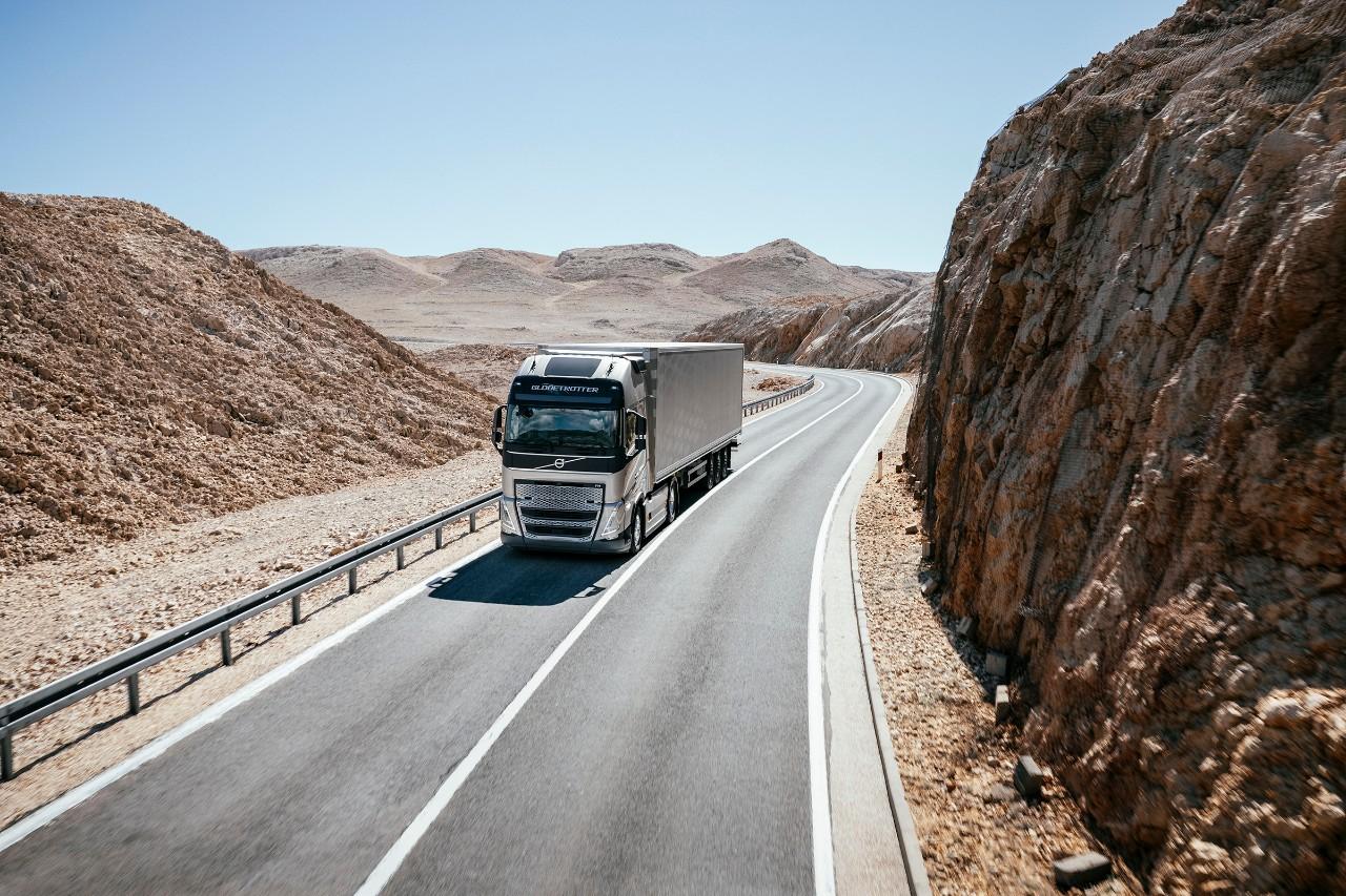 I-Shift programmatūras jauninājums smago kravu pārvadājumiem